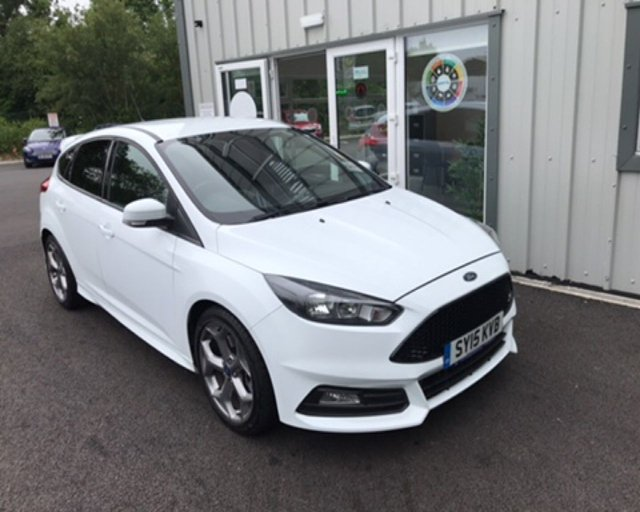 2015 15 FORD FOCUS 2.0 ST-2 250 BHP