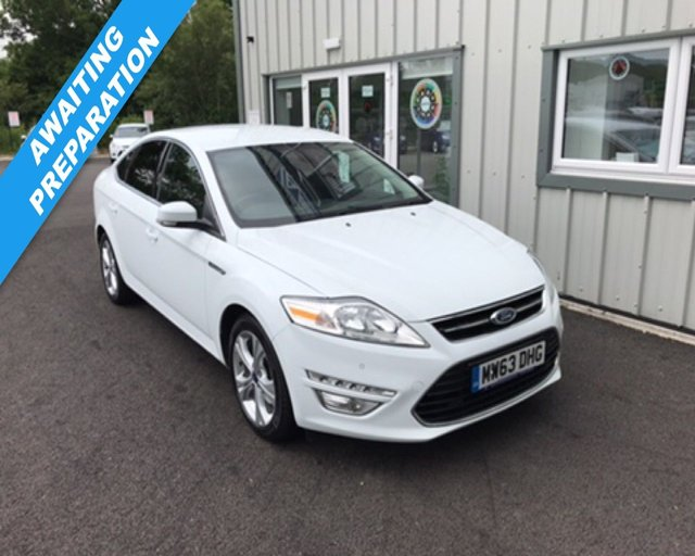 2013 63 FORD MONDEO 2.0 TDCI TITANIUM X BUSINESS EDITION 163 BHP