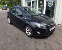 USED 2012 12 FORD FOCUS 1.6 ZETEC THIS VEHICLE IS AT SITE 1 - TO VIEW CALL US ON 01903 892224