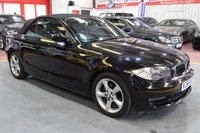 USED 2008 58 BMW 1 SERIES 2.0 118I SE 2d 141 BHP