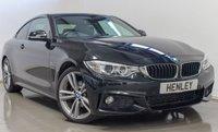 2014 BMW 4 SERIES 2.0 420D M SPORT 2d AUTO 181 BHP £17990.00