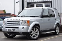 2008 LAND ROVER DISCOVERY 2.7 3 TDV6 HSE 5d AUTO 188 BHP £12995.00