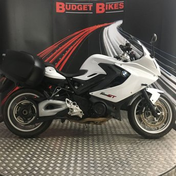 View our BMW F800GT