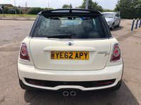 USED 2012 62 MINI HATCH COOPER 2.0 COOPER SD 3d 141 BHP