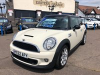 2012 MINI HATCH COOPER 2.0 COOPER SD 3d 141 BHP £7995.00