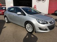 2013 VAUXHALL ASTRA 1.4 ENERGY 5d 98 BHP £SOLD