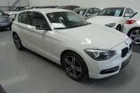 2013 BMW 1 SERIES 2.0 120D XDRIVE SPORT 5d 181 BHP £10998.00