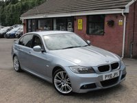 2010 BMW 3 SERIES 320D M SPORT BUSINESS EDITION 4dr £7490.00