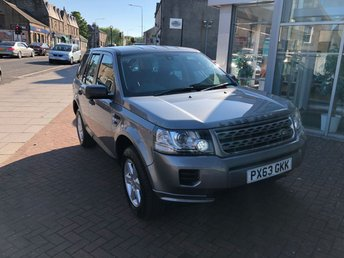 2013 LAND ROVER FREELANDER 2 2.2 TD4 GS 5d 150 BHP