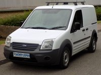 2010 FORD TRANSIT CONNECT 1.8 TDCI T200 SWB LOW ROOF 90 BHP £3495.00