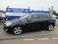 2011 VAUXHALL ASTRA 1.6 SRI 5d 113 BHP £4995.00
