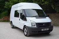 USED 2011 61 FORD TRANSIT 2.4 350 H/R  100 BHP