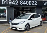 USED 2014 64 NISSAN NOTE 1.5 DCI TEKNA 5d 90 BHP STYLE PACK,