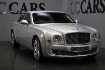 2011 BENTLEY MULSANNE 6.8 V8 4d AUTO 505 BHP £74995.00