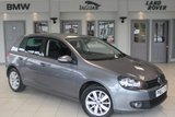 USED 2013 62 VOLKSWAGEN GOLF 2.0 MATCH TDI BLUEMOTION TECHNOLOGY 5d 138 BHP SERVICE HISTORY + £20 ROAD TAX + BLUETOOTH + 16 INCH ALLOYS + AUTOMATIC AIR CONDITIONING