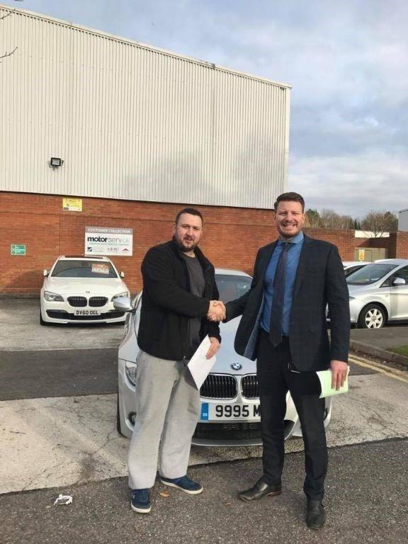 2018 BMW 3 SERIES 2.0TD (143bhp) 318d SE GT (s/s) Hatchback 5d 1995cc Auto