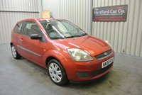 2006 FORD FIESTA 1.2 STYLE 16V 3d 78 BHP £1495.00