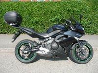 2011 KAWASAKI EX 650 0.6 EX 650 CBF 1d  £2995.00