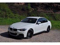 2014 BMW 3 SERIES 3.0 330d M Sport Sport Auto (s/s) 4dr £17995.00