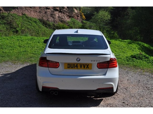 USED 2014 BMW 3 SERIES 3.0 330d M Sport Sport Auto (s/s) 4dr FULL M PERFORMANCE KIT