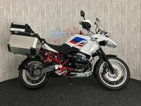 2012 BMW R1200GS R1200GS BMW R 1200 GS RALLYE  FULL LUGGAGE MOT 01/19 2012 12  £8490.00