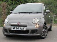 2014 FIAT 500 1.2 S 3d 69 BHP £6995.00