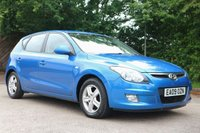 2009 HYUNDAI I30 1.6 COMFORT CRDI 5d 114 BHP £2450.00