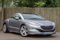 2013 PEUGEOT RCZ 2.0 HDI GT FAP 2d 163 BHP £9750.00