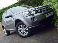 USED 2014 63 LAND ROVER FREELANDER 2.2 SD4 XS 5d AUTO 190 BHP