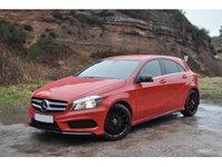2013 MERCEDES-BENZ A CLASS 1.8 A200 CDI AMG Sport 5dr £13995.00