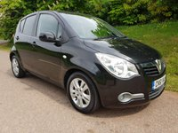 USED 2011 61 VAUXHALL AGILA 1.2 SE 5d 93 BHP **LOW MILEAGE**GREAT CONDITION**SUPERB DRIVE**