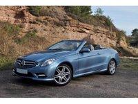 2012 MERCEDES-BENZ E CLASS 2.1 E250 TD CDI BlueEFFICIENCY Sport 7G-Tronic 2dr £13995.00