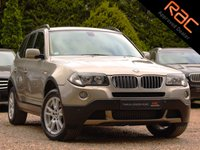 USED 2006 06 BMW X3 3.0d SE 5dr Step Auto