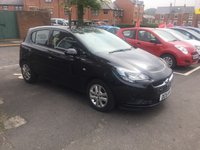 USED 2015 15 VAUXHALL CORSA 1.2 DESIGN 5d 69 BHP NEW MODEL CORSA CHEAP TO RUN AND GOOD SPECIFICATION INCLUDING AIR CONDITIONING , AUXILLIARY INPUT, USB, BLUETOOTH!..ONLY 8001 MILES FROM NEW!