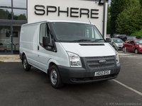 2012 FORD TRANSIT 2.2 280 LR 1d 99 BHP £9490.00
