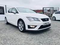 2013 SEAT LEON 2.0 TDI FR 5d 150 BHP £8750.00