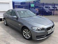 2015 BMW 5 SERIES 2.0 520D SE 4d AUTO 188 BHP £15495.00