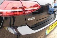 USED 2016 65 VOLKSWAGEN GOLF 2.0 GTD TDI 5d 182 BHP