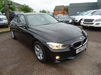 2013 BMW 3 SERIES 2.0 320D EFFICIENTDYNAMICS 4d 161 BHP £9490.00