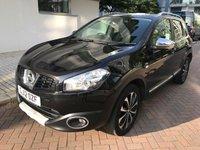 2012 NISSAN QASHQAI 2.0 N-TEC 4X4 5d AUTO 140 BHP £SOLD