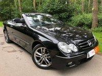2006 MERCEDES-BENZ CLK 3.0 CLK280 AVANTGARDE 2d 228 BHP £5495.00
