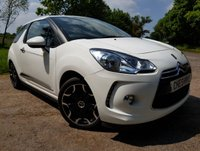 USED 2012 12 CITROEN DS3 1.6 E-HDI DSTYLE 3d 17