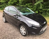 USED 2009 59 FORD FIESTA 1.2 STYLE 3d 81 BHP 6 MONTHS PARTS+ LABOUR WARRANTY+AA COVER