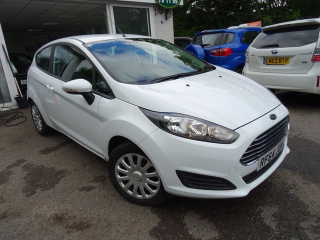 2015 64 FORD FIESTA 1.2 STYLE 3d 59 BHP