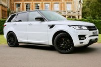 USED 2013 63 LAND ROVER RANGE ROVER SPORT 3.0 SDV6 HSE DYNAMIC 5d AUTO 288 BHP