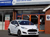 USED 2017 17 FORD FIESTA 1.0 ST-LINE NAVIGATION 3dr (125) ** 1 Private Owner **