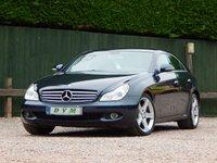 2007 MERCEDES-BENZ CLS CLASS 3.0 CLS320 CDI 4d AUTO 222 BHP £5870.00