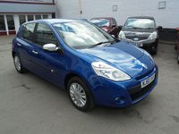 USED 2010 60 RENAULT CLIO 1.1 I-MUSIC 16V 5d 74 BHP
