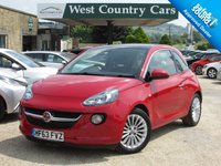 USED 2013 63 VAUXHALL ADAM 1.4 GLAM 3d 85 BHP Well Equipped Funky Hatchback