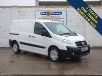 USED 2015 64 FIAT SCUDO 2.0 COMFORT MULTIJET SWB 129 BHP One Owner 3 Seats Remote Lock 0% Deposit Finance Available